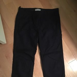 Gap navy blue dress pants size 6A
